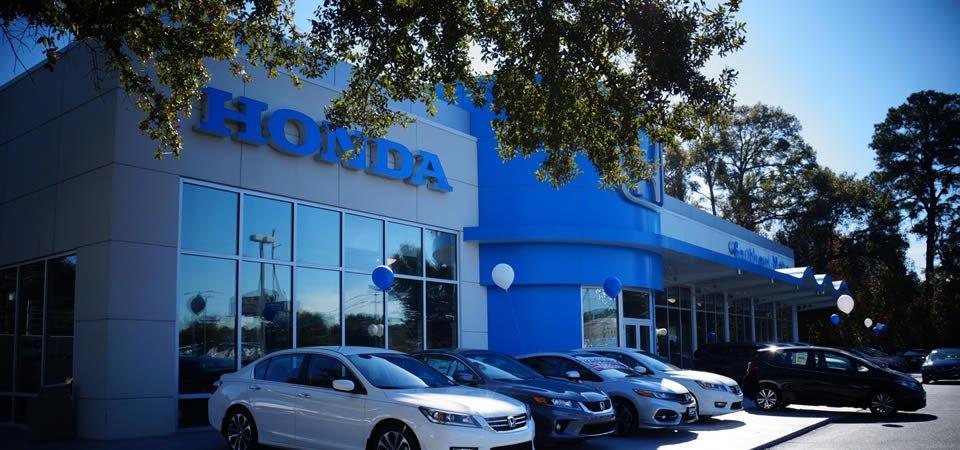 Southern motors honda 18 photos 22 reviews garages for Southern motors honda savannah ga