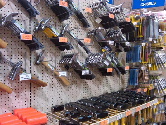 Harbor Freight Tools 601 N Polk St Pineville, NC Hardware Stores