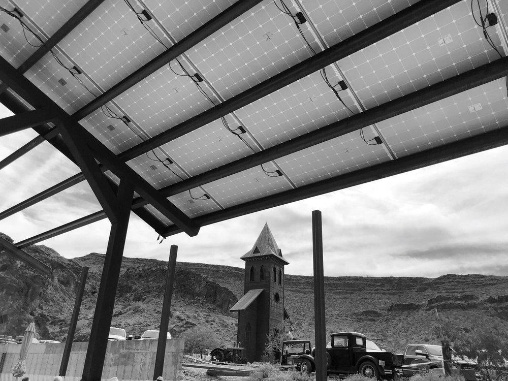 The Desert Bar: Buckskin Mountains, Parker, AZ