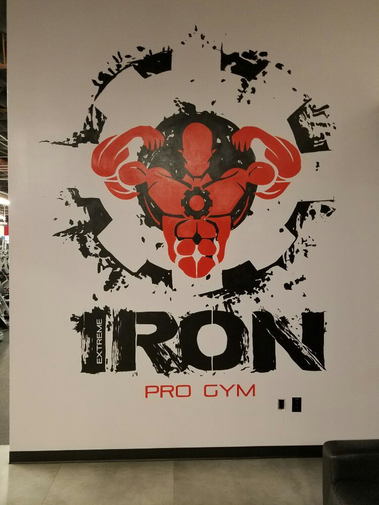 Extreme Iron Pro Gym: 17390 Preston Rd, Dallas, TX
