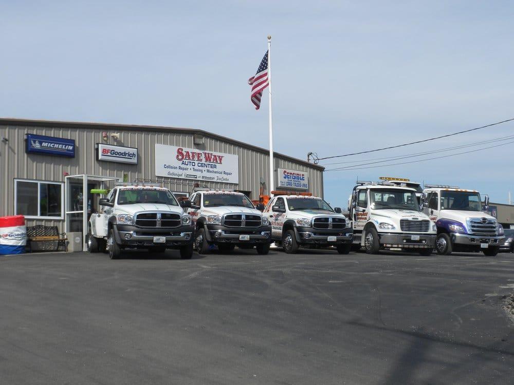 Towing business in Barrington, RI