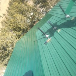 Photo Of Hogan Roofing Silverthorne Co United States Large Metal Pro Panel