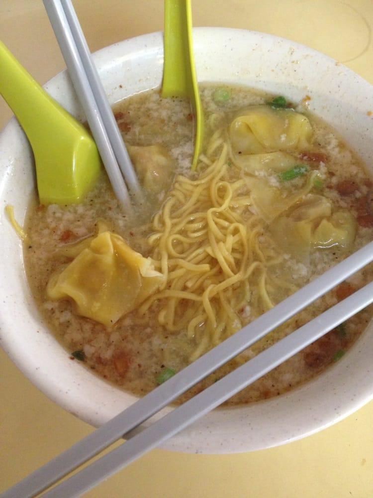 58 Minced Pork Noodles Singapore