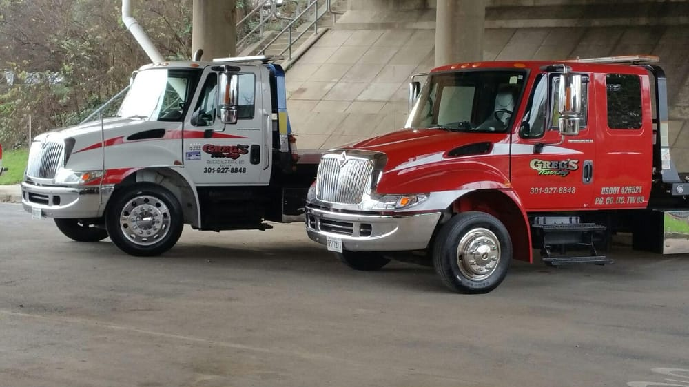 Towing business in Adelphi, MD