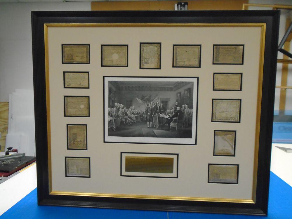 Museum Framing