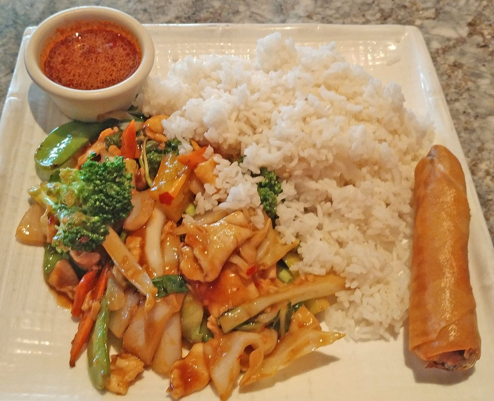 Zen Garden Asian Grill & Sushi Bar: 2886 North Ave, Grand Junction, CO