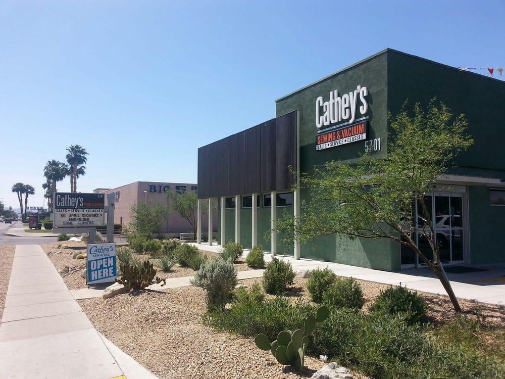 Cathey's Sewing & Vacuum: 5701 E Speedway Blvd, Tucson, AZ