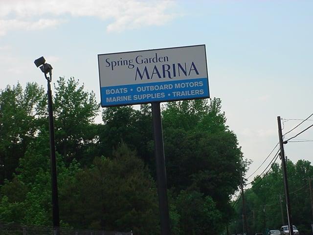 Spring Garden Marina: 71 Spring Garden Rd, Millville, NJ