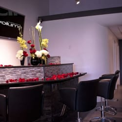 Photo Of Volume Salons Edmonton Ab Canada Our Color Bar