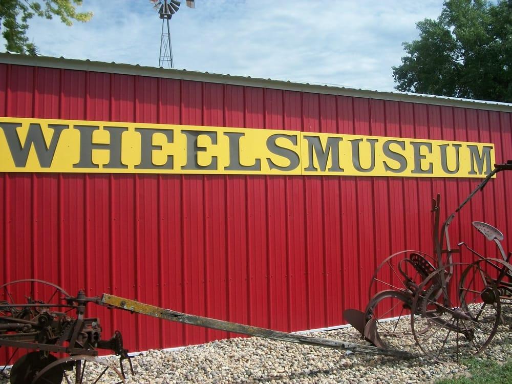 Wheels Across the Prairie: 3297 US Highway 14, Tracy, MN