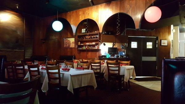 Gigi S Italian Restaurant 105 Treasure Isle Cswy Treasure