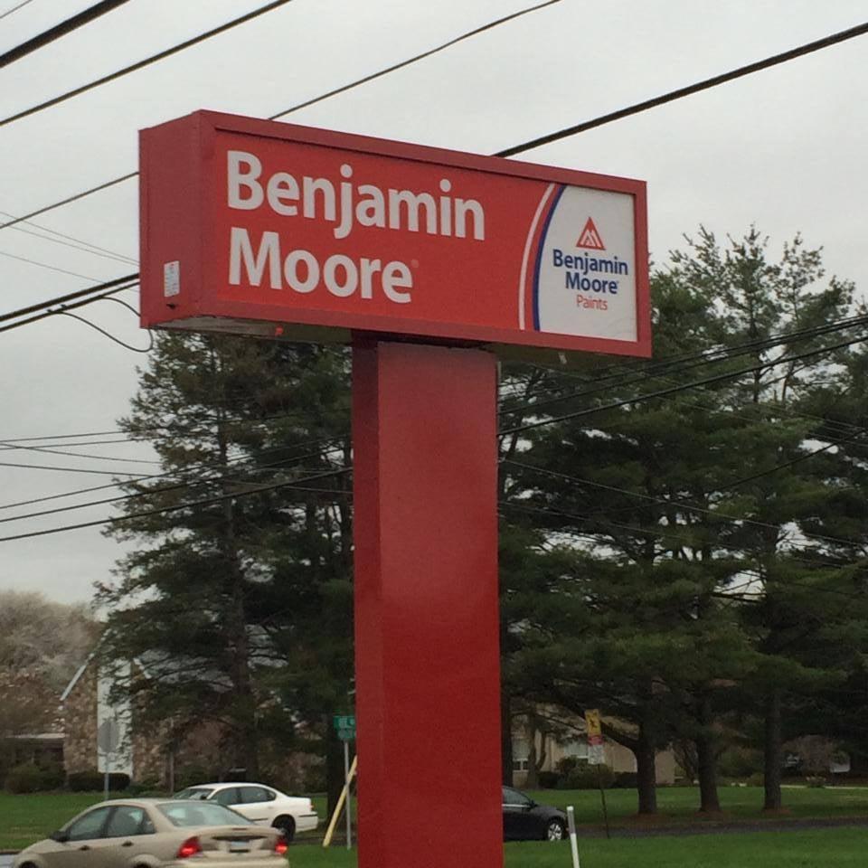 Austin-Briggs Benjamin Moore Paint Store: 276 W Butler Ave, New Britain, PA