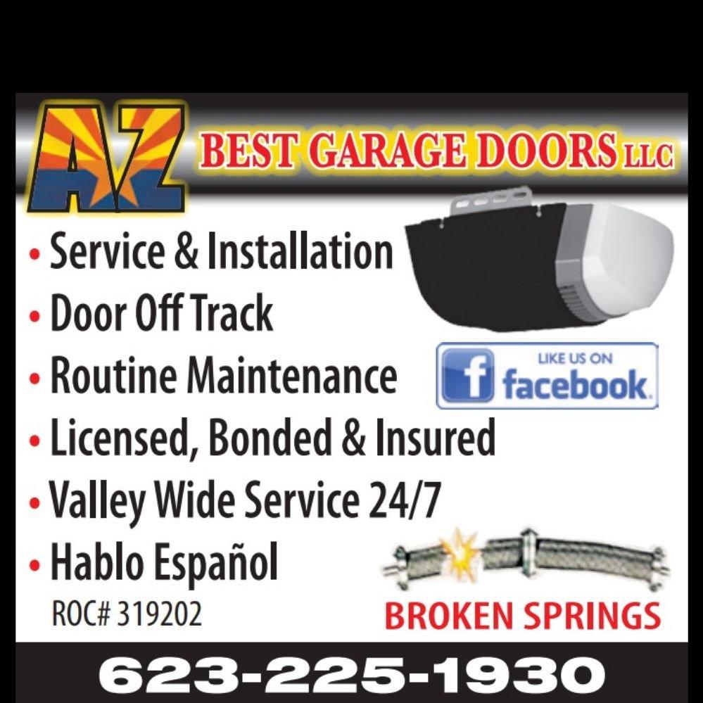 AZ Best Garage Doors