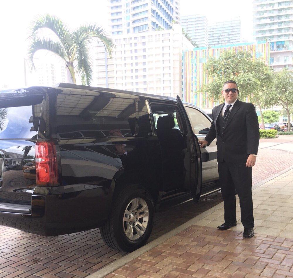 Miami Vice Limo Service: 8150 SW 8th St, Miami, FL