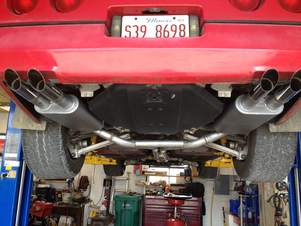 Auto Science: 25921 W Eames St, Channahon, IL