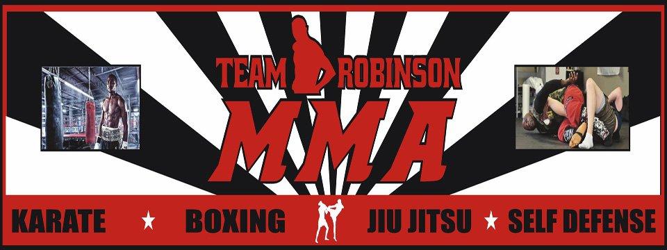 Team Robinson MMA: 337 W Liberty St, Sumter, SC
