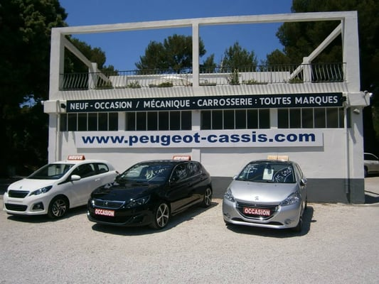 peugeot cassis body shops 13 route pierre imbert