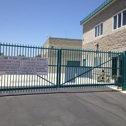 Photo Of San Clemente Self Storage   San Clemente, CA, United States.  Electronic