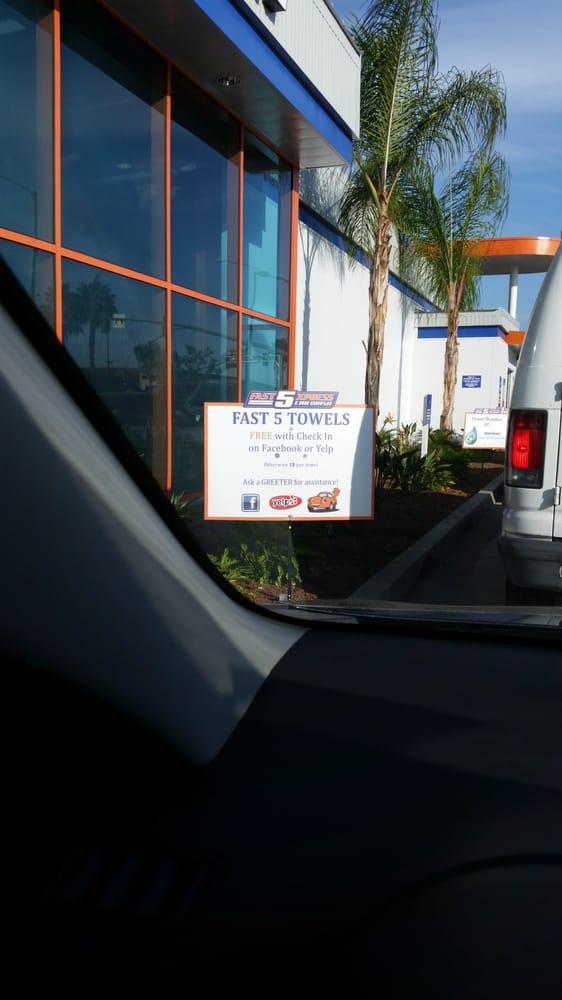 Fast Xpress Pico Rivera Yelp - Fast 5 car wash pico rivera