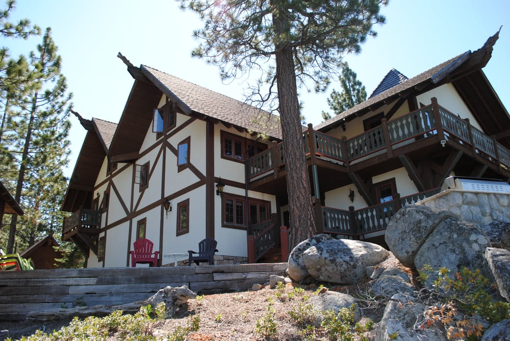 Tahoe Mountain Home - Fjeldheim