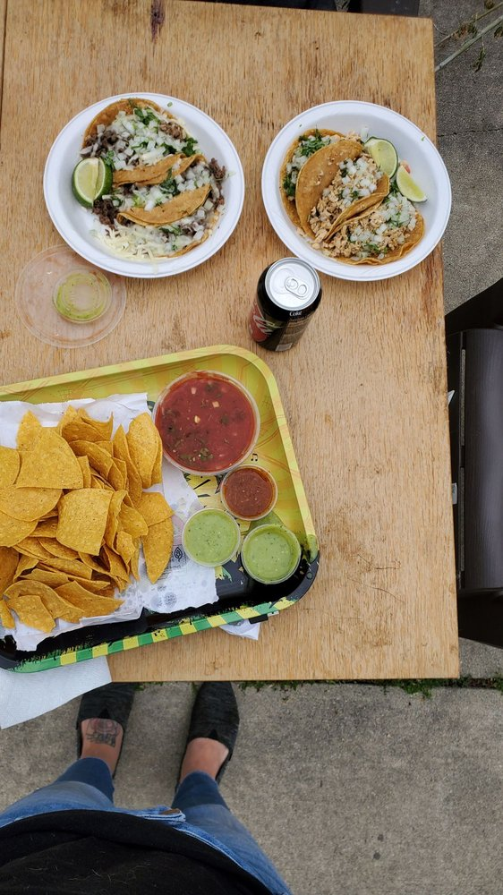 The Taco Stand: 27505 Ford Rd, Garden City, MI