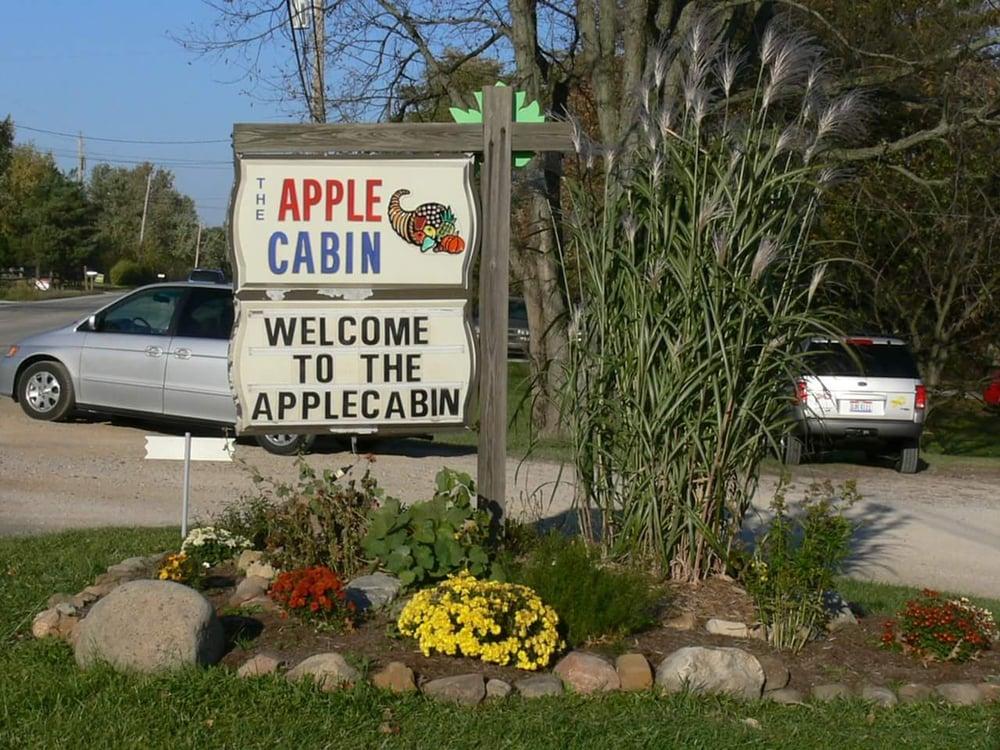 Apple Cabin: 7665 Lafayette Rd, Lodi, OH