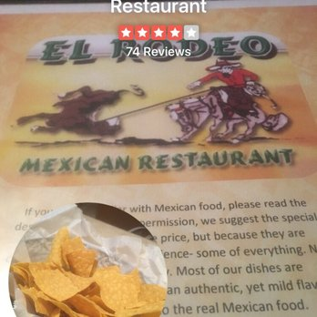 El Rodeo Mexican Restaurant 72 Photos Amp 83 Reviews