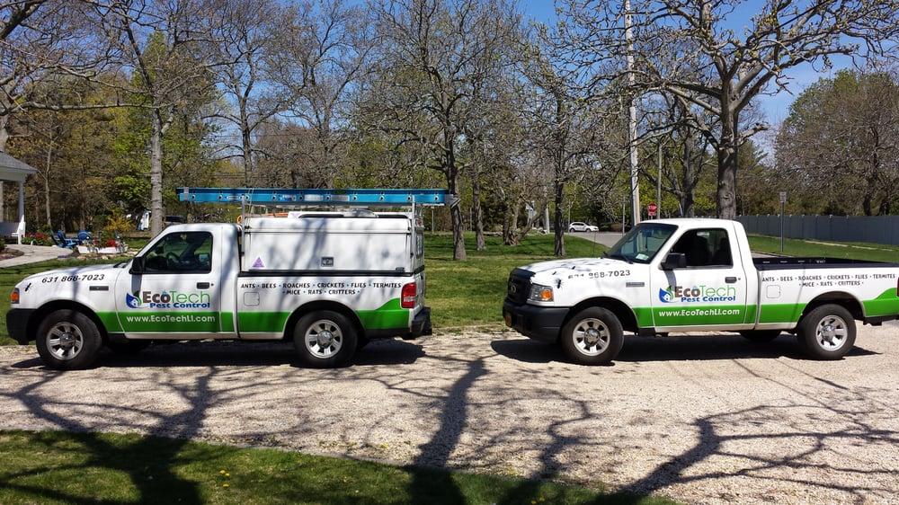 EcoTech Pest Control Inc.: 650 Montauk Hwy, Bayport, NY