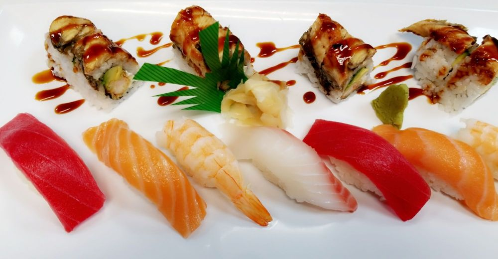 Aoki Sushi: 1779 Woodruff Rd, Greenville, SC
