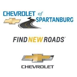 Chevrolet Of Spartanburg >> Chevrolet Of Spartanburg Car Dealers 1051 Asheville Highway