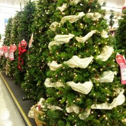 Photo of Hobby Lobby - Cincinnati, OH, United States. Christmas trees 50%