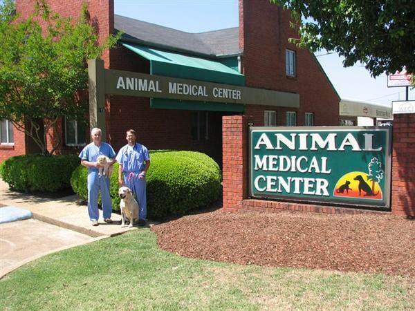 Animal Medical Center: 113 Hwy 12 W, Starkville, MS