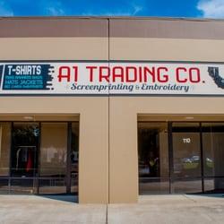 e386de44 A-1 Embroidery - Screen Printing/T-Shirt Printing - 2608 R St, Midtown,  Sacramento, CA - Phone Number - Yelp