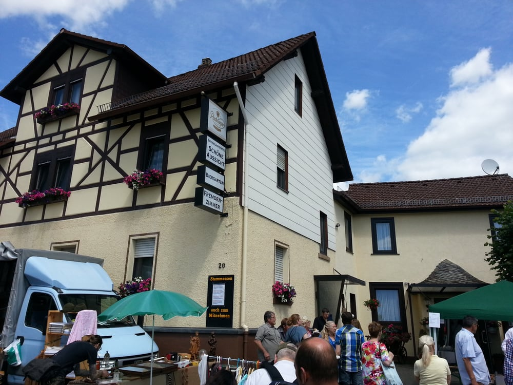 Zur Schonen Aussicht Restaurants Neutorstr 20 Usingen Hessen