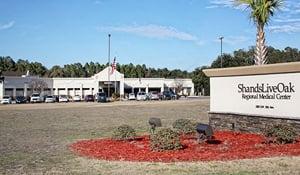 Shands Live Oak Regional Medical Center: 1100 SW 11th St, Live Oak, FL