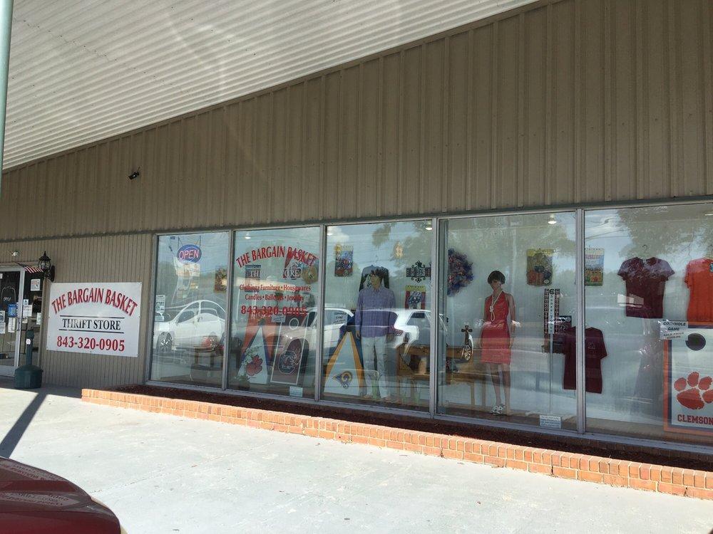 Bargain Basket Thrift Store: 905 Market St, Cheraw, SC