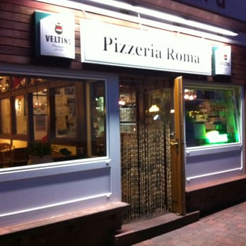 Pizzeria Roma Italienisch Schloßstr 16 Gersfeld Rhön Hessen