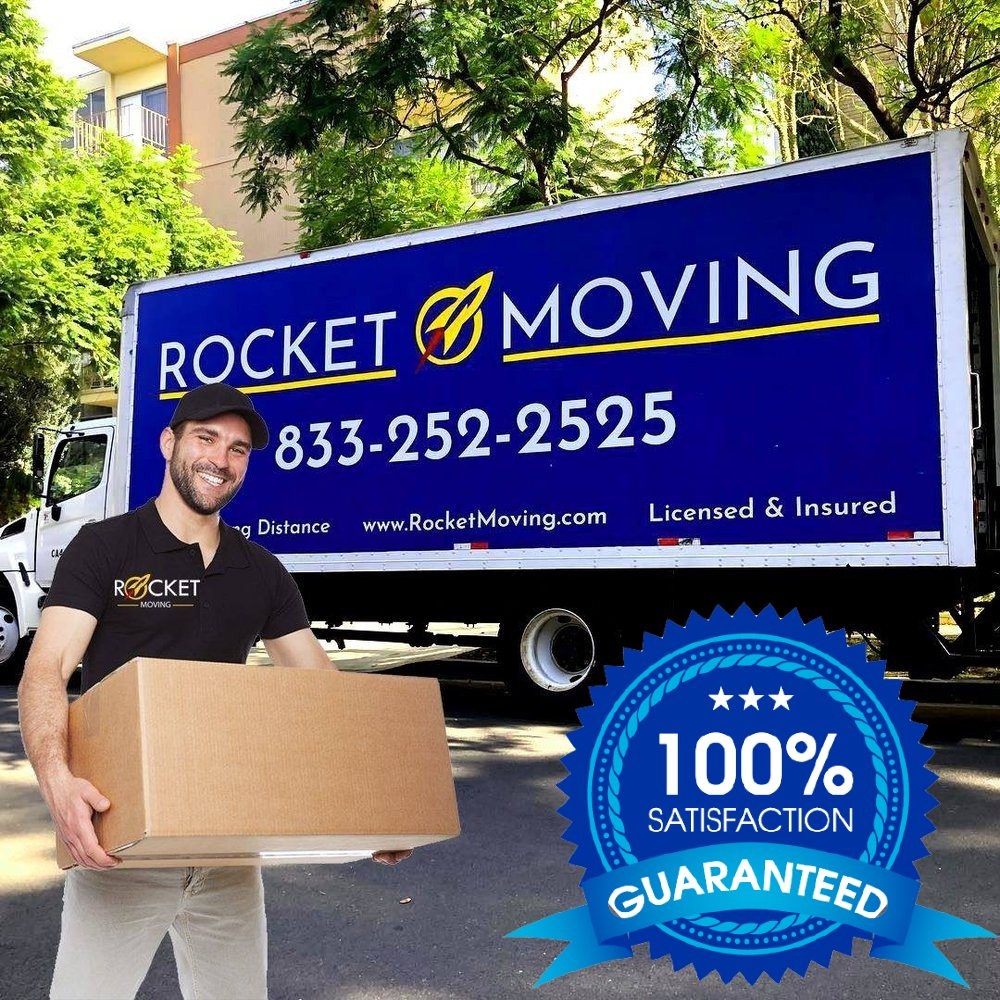 Rocket Moving Services