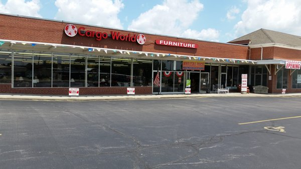 Good Cargo World Furniture 134 E N Ave Belton, MO Furniture Stores   MapQuest