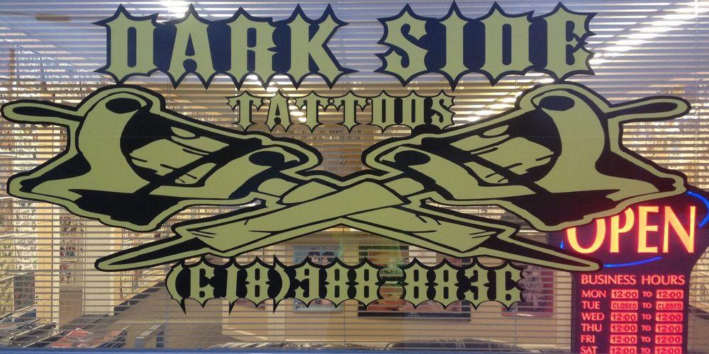 Darkside Tattoos: 214 W Monroe St, Herrin, IL