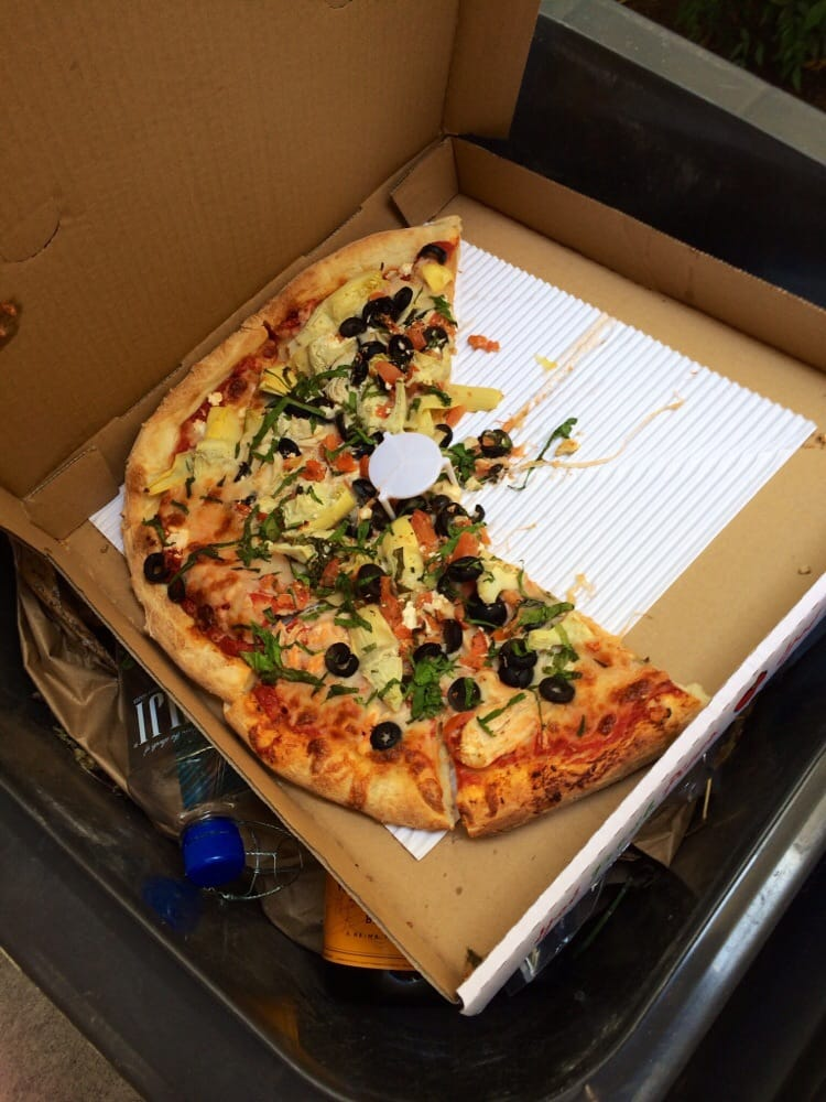 New York Pizza Kitchen Napa Ca