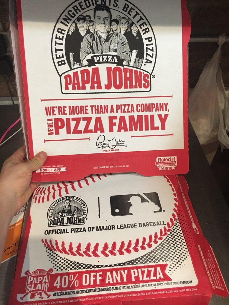 Papa John's Pizza - 12 Photos & 15 Reviews - Pizza - 10344 W ...