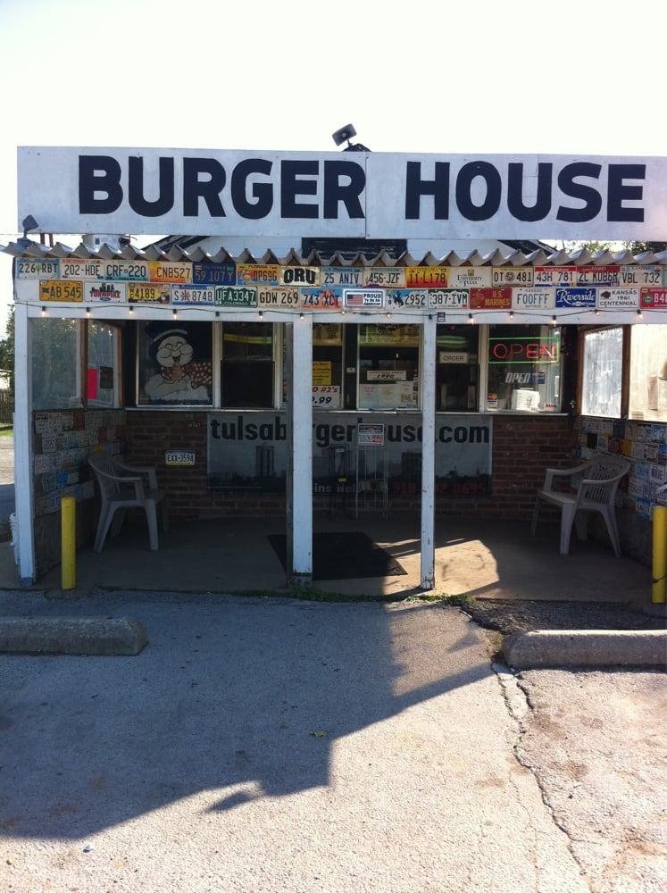 Fast Food Restaurants Tulsa Ok