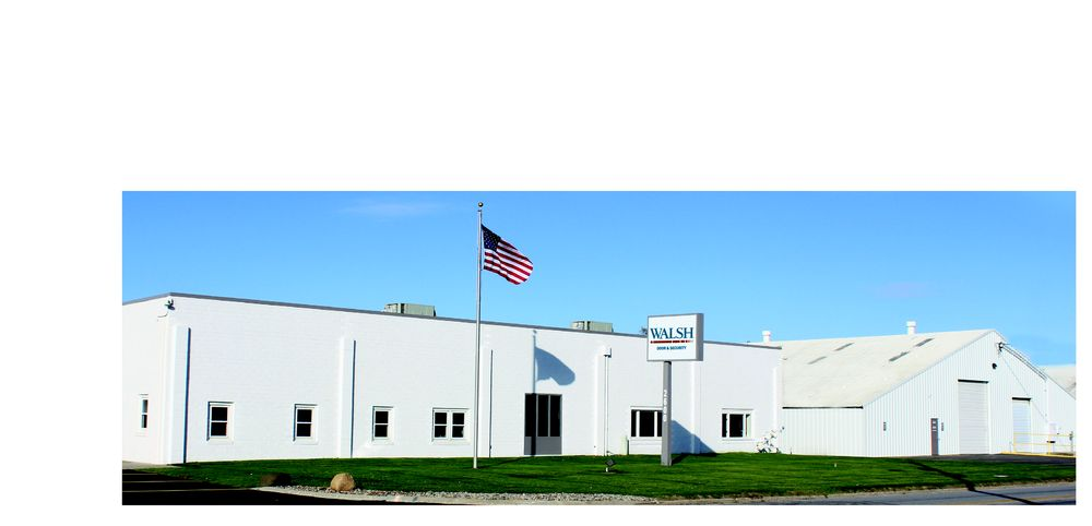 Walsh Door & Security: 2600 Delaware Ave, Des Moines, IA