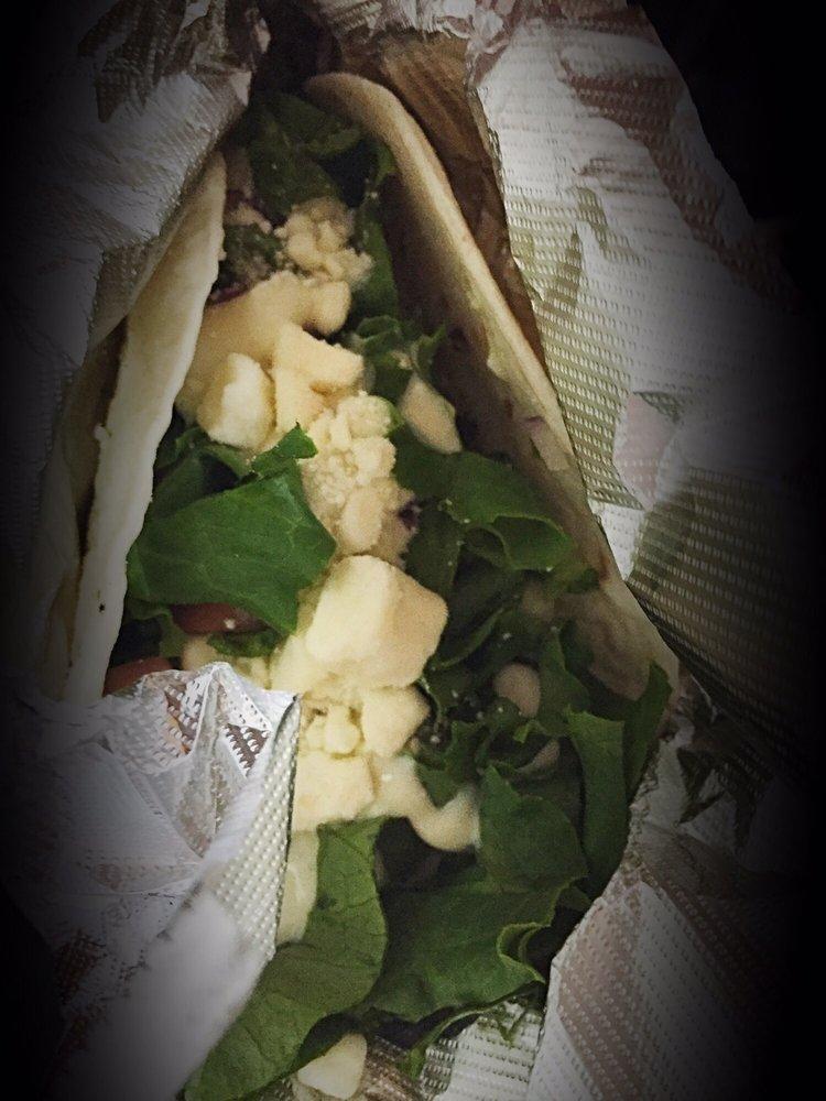 Food from Not'cho Ordinary Taco