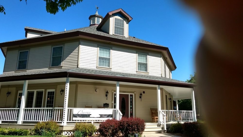 The Currier Inn: 1221 9th Ave, Greeley, CO