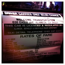 c135f5451e Welcome Transportation - 24 Reviews - Taxis - 638 Eagle Ave
