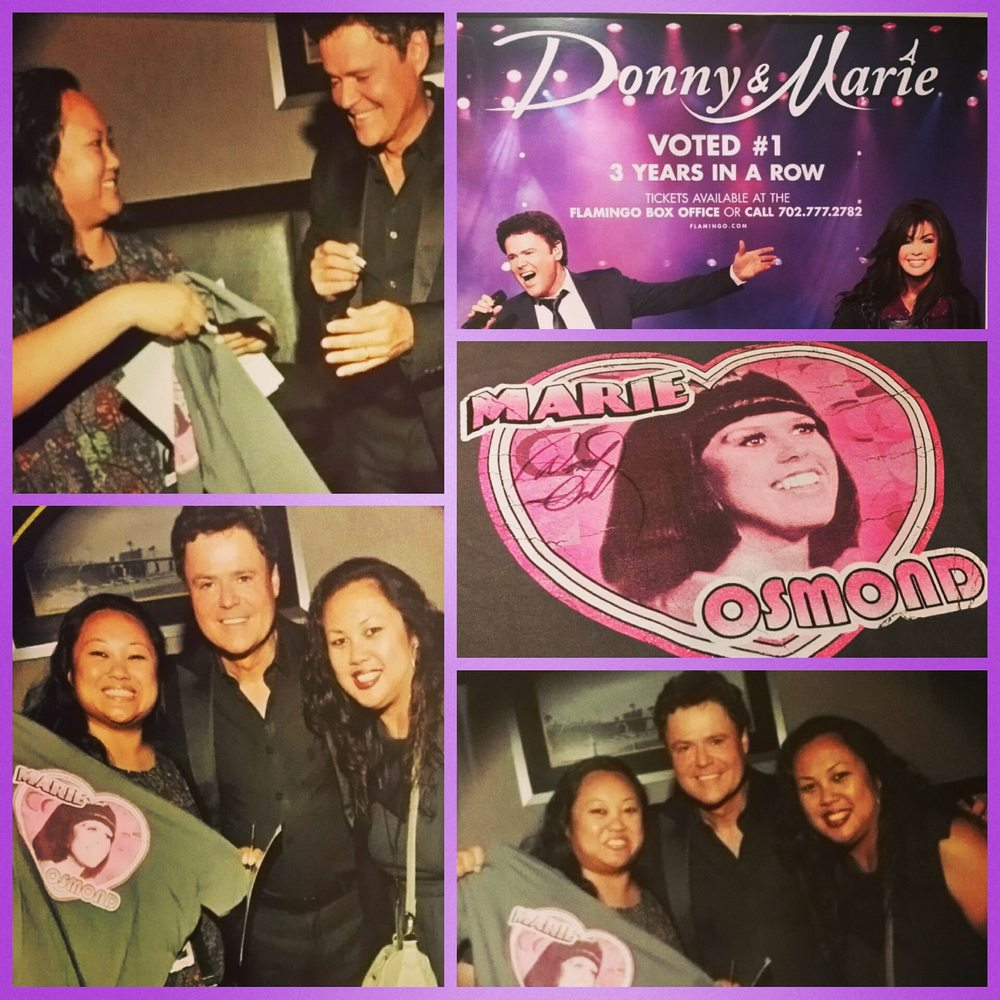 Meet and greet with donny 932016 yelp photo of donny marie live las vegas nv united states meet m4hsunfo