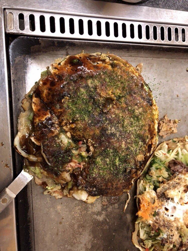 Okonomiyaki Teppan'yaki Kimura