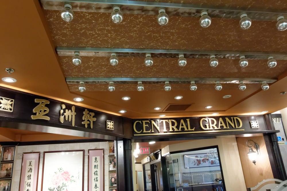 Central Grand Restaurant Calgary Ab